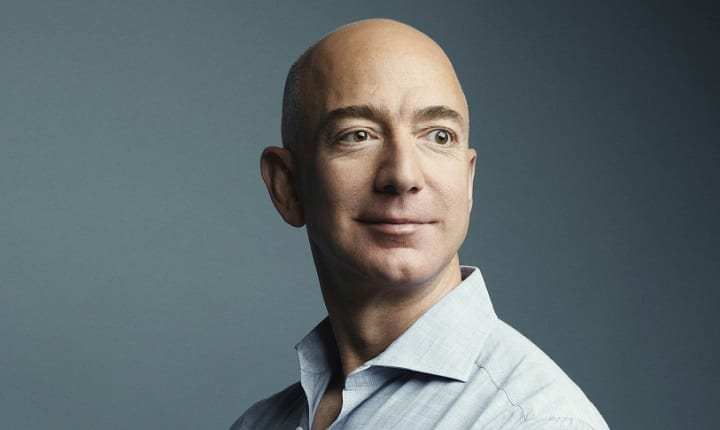 Jeff Bezos is officially the richest person in modern history