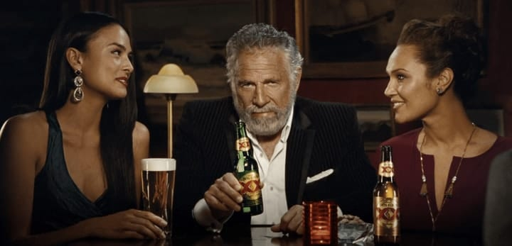 Dos Equis ENFP