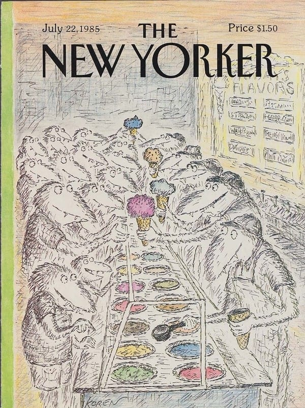 New Yorker mag