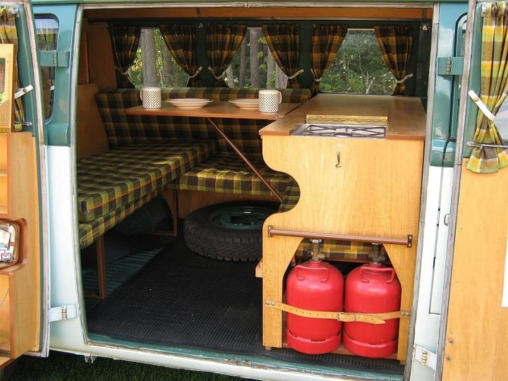 van life, van for sale