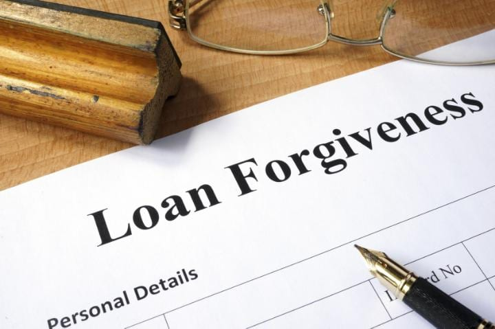 99% of applicants will not qualify for this loan forgiveness program