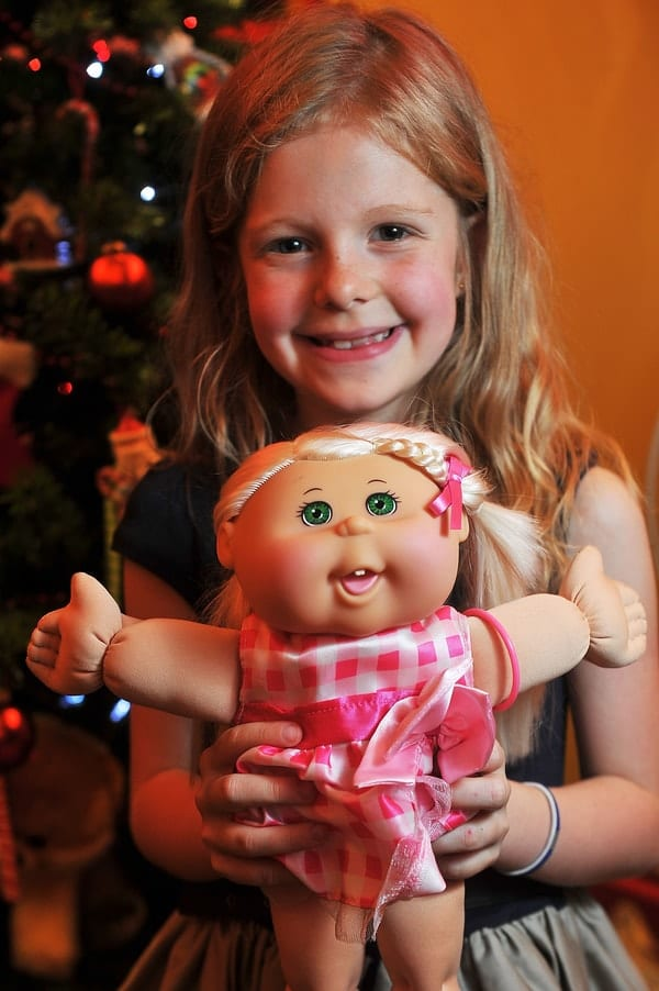 cabbage patch kid dolls