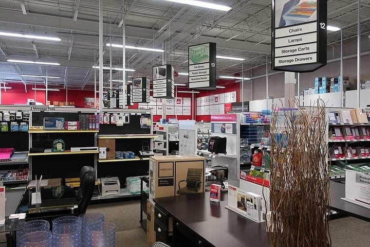office depot bankrupt