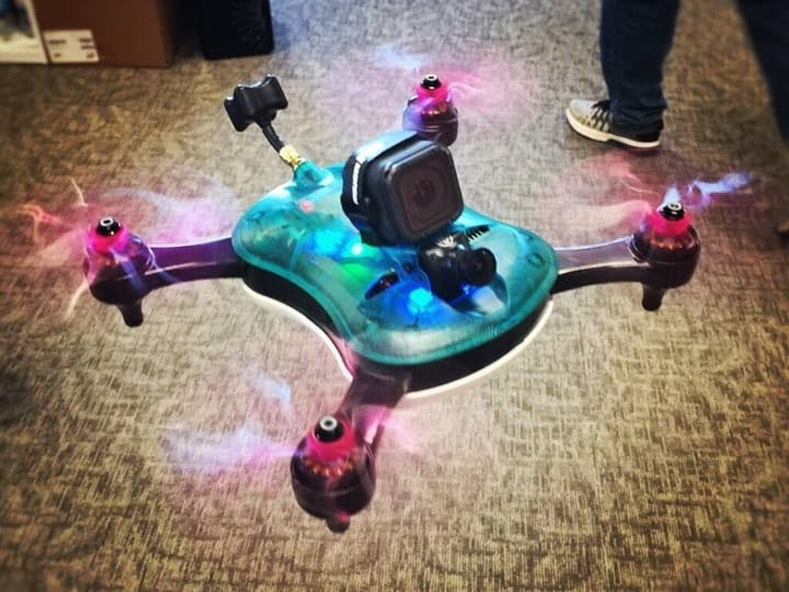 Teal One drone
