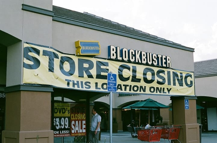 last blockbuster Anchorage Alaska