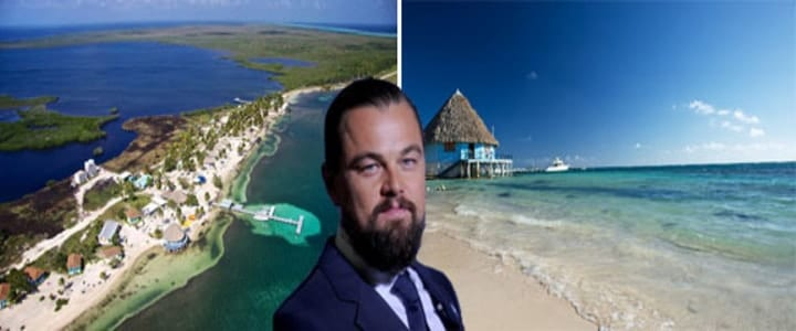 Leonardo DiCaprio, private islands