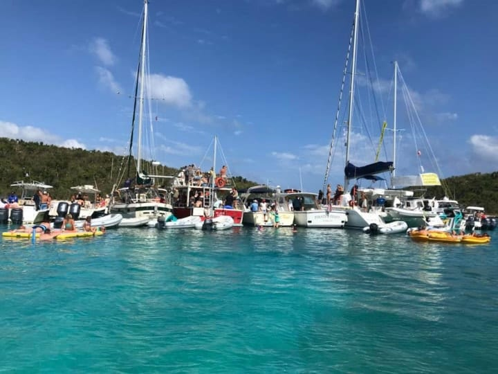 A pizza boat in the Caribbean? How this couple brought a pi