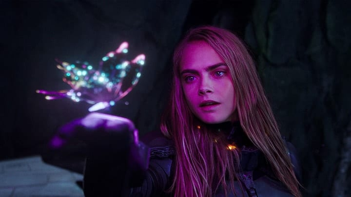 Valerian and the City of a Thousand Planets, biggest box office bombs
