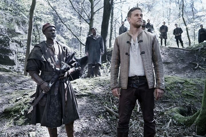 King Arthur: Legend of the Sword, biggest box office bombs