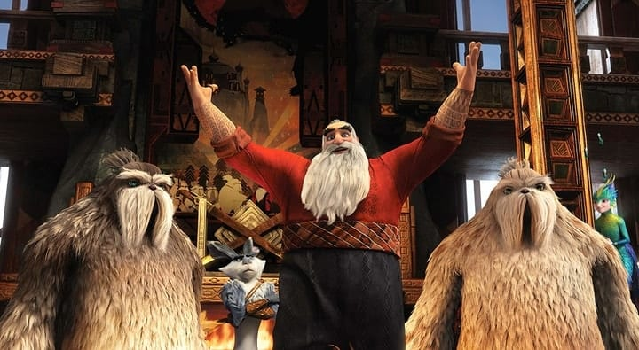 Rise of the Guardians, biggest box office bombs