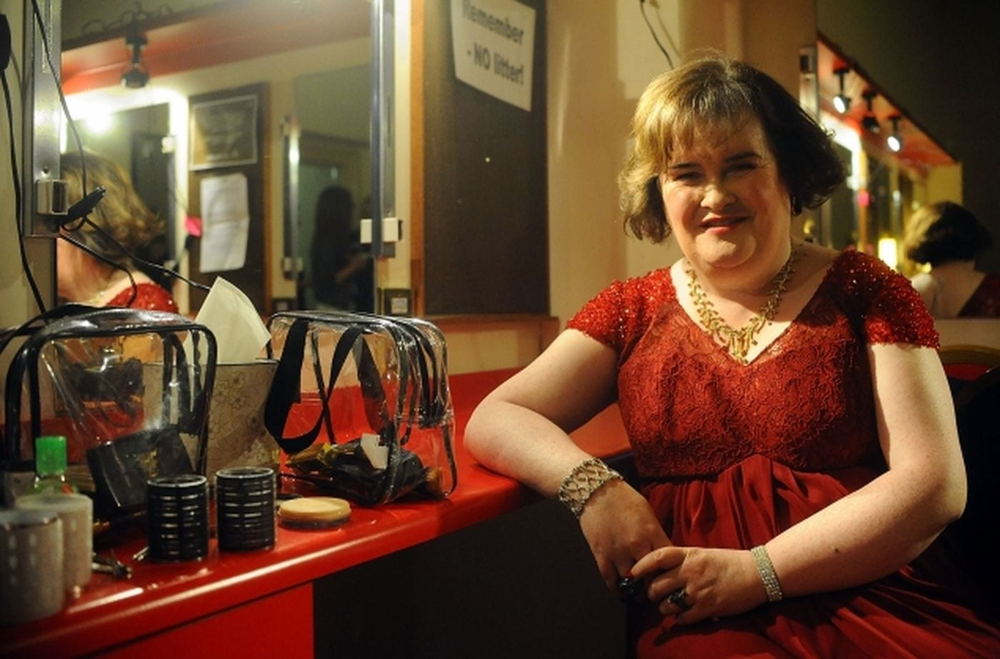 Career, Susan Boyle, celebrities with normal jobs