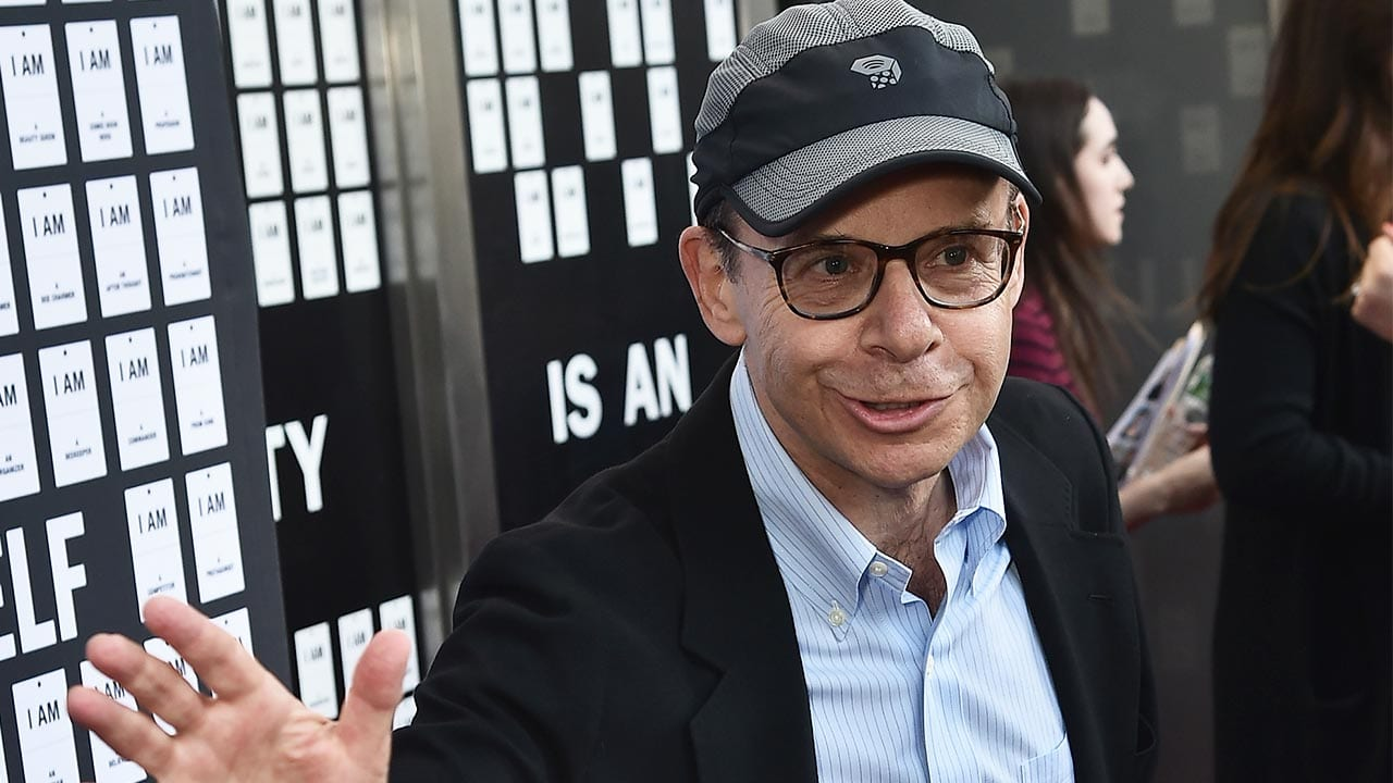 Career, Rick Moranis, celebrities with normal jobs