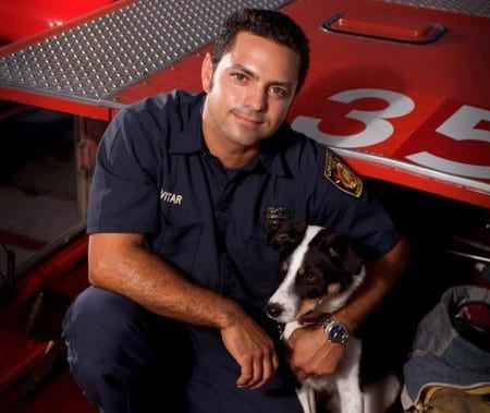Career, Mike Vitar, celebrities with normal jobs