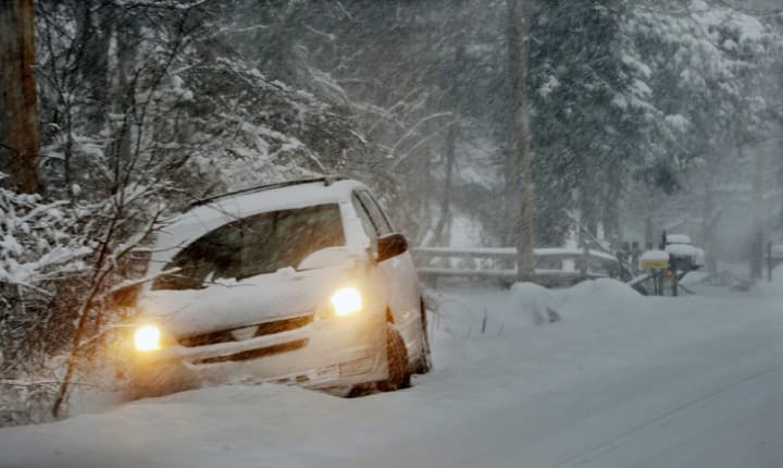 Items under $25 that will keep you safe while driving this winter