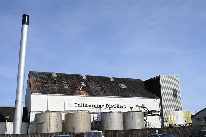 Tullibardine Whiskey