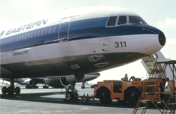 Eastern Airlines, defunct airlines