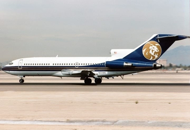 MGM Grand Air, defunct airlines