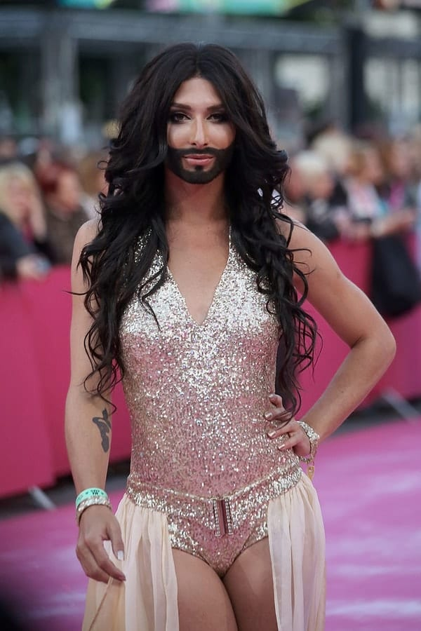 Conchita Wurst, most successful drag queens