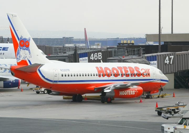 Defunct airlines that you forgot about