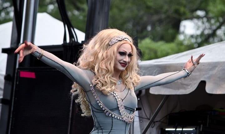 Jinkx Monsoon, most successful drag queens