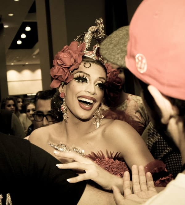 Valentina, most successful drag queens