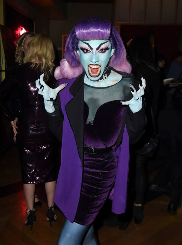 Vander Von Odd, most successful drag queens