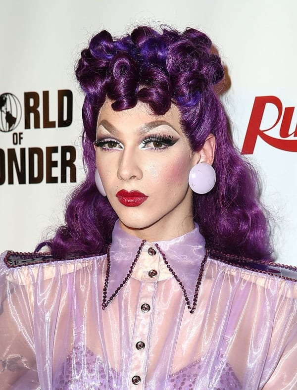 Violet Chachki, most successful drag queens
