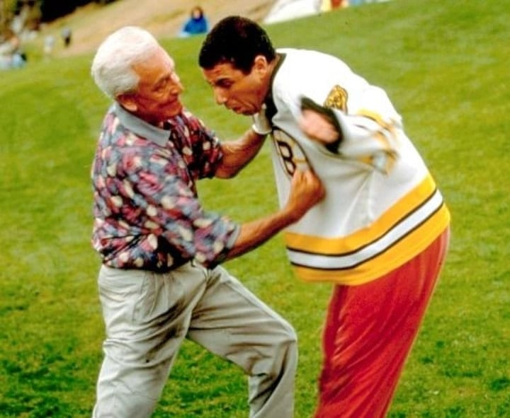 Bob Barker, Happy Gilmore, the price is right