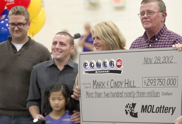 Family wins lottery jackpot of nearly $300 million, makes unexpected decision that affects whole town