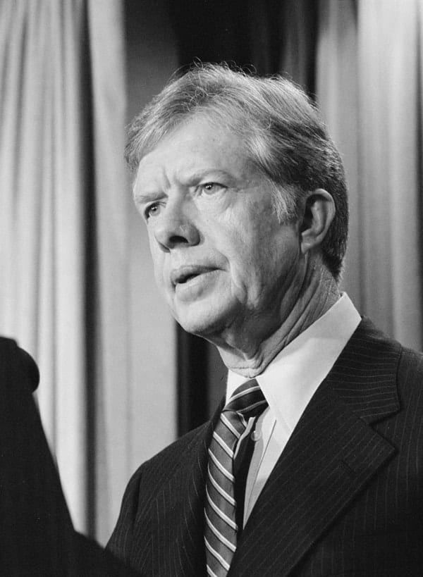 Jimmy Carter, richest US presidents