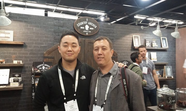 How Eugene Kang launched a mulitmillion dollar beef jerky brand