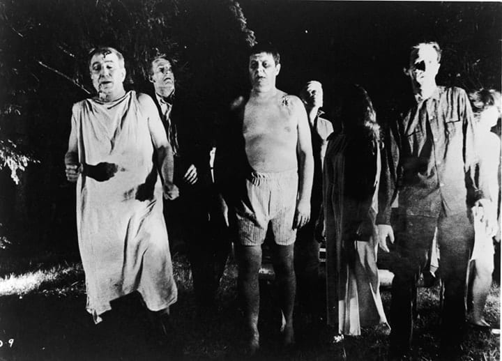 Night of the Living Dead, low budget movies