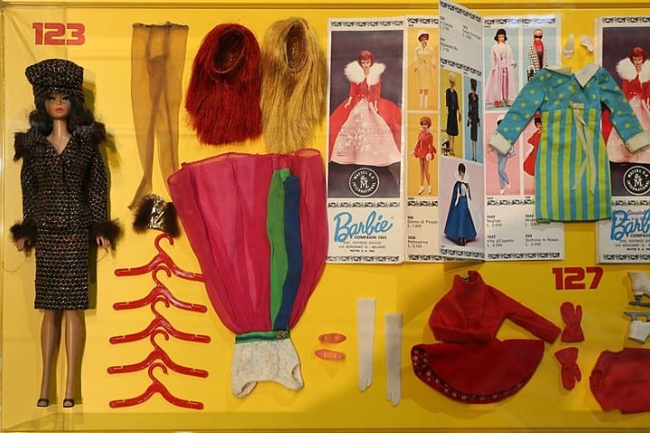 valuable items barbie