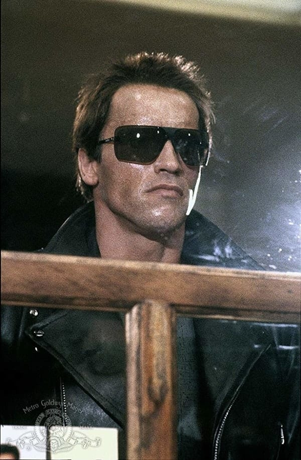 The Terminator, low budget movies