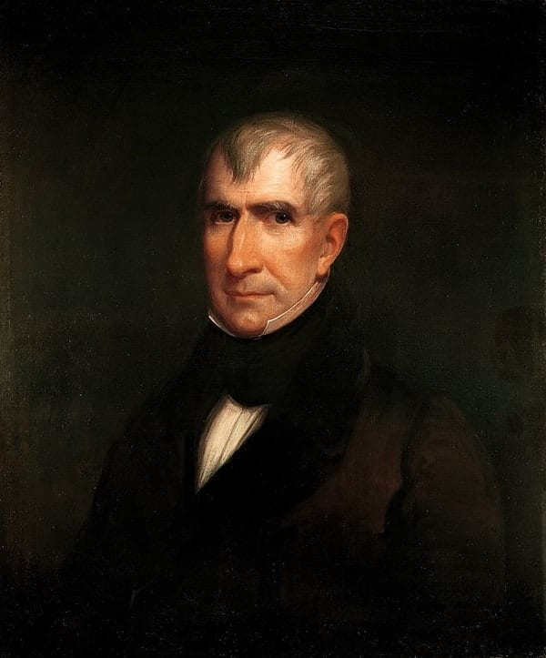 William Henry Harrison, richest US presidents