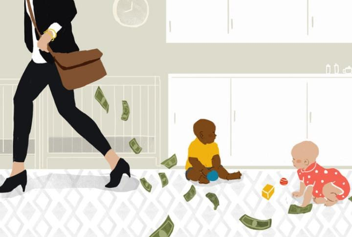 Average daycare costs per week and how to survive them