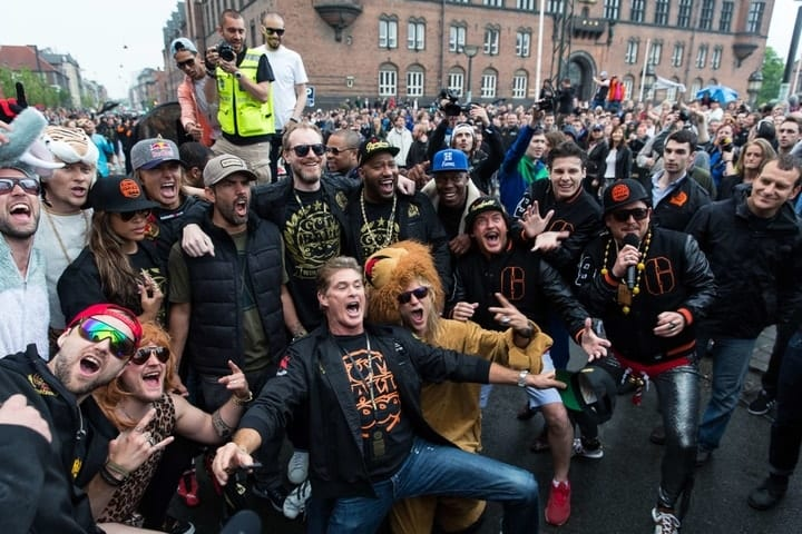 Cars, culture, and celebs: Inside the wild world of Gumball 3000