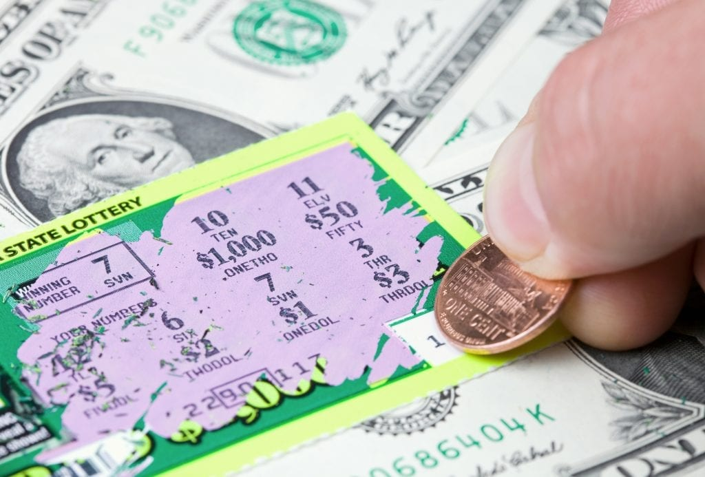 """""""The lottery curse"""" lives on. The unlucky lives of big time winners"""