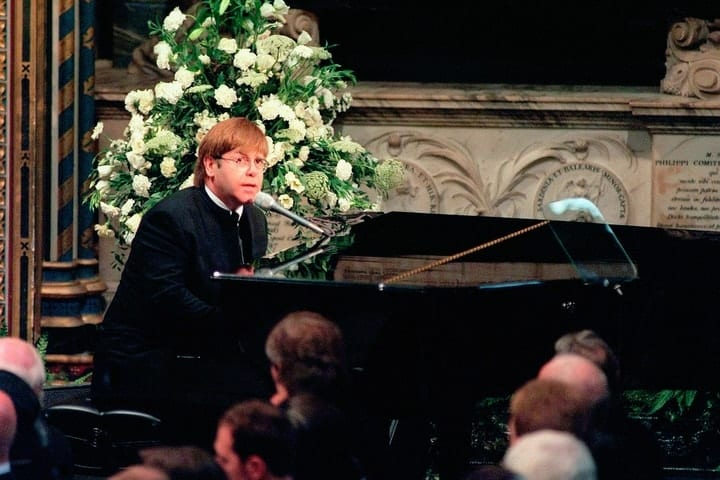Elton John, Candle in the Wind