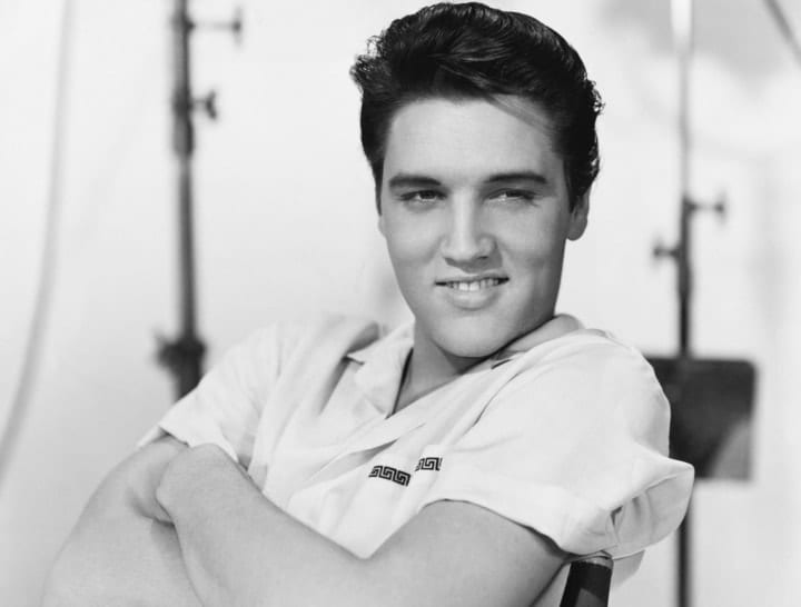 Elvis Presley, It's Now Or Never