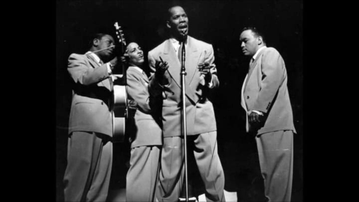 The Ink Spots, If I Didn't Care