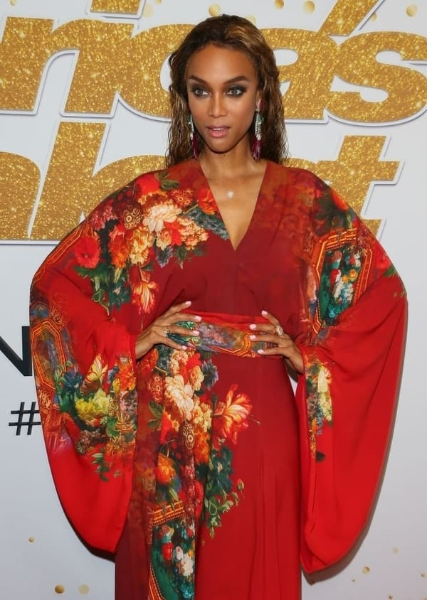 tyra banks, frugal celebrities