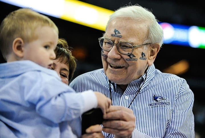 warren buffett, weirdest things sold online