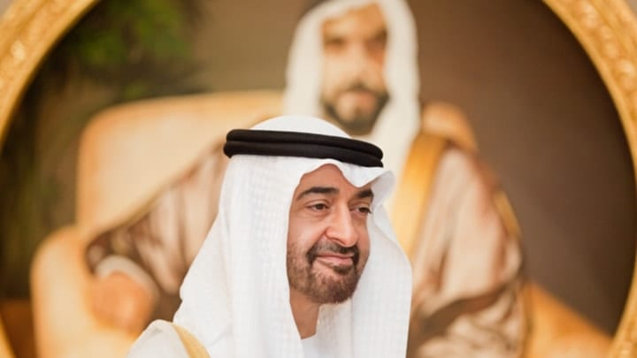Crown prince of Abu Dhabi, most extravagant celebrity parties