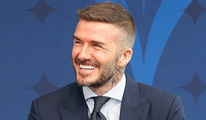 celebrity endorsements, David Beckham