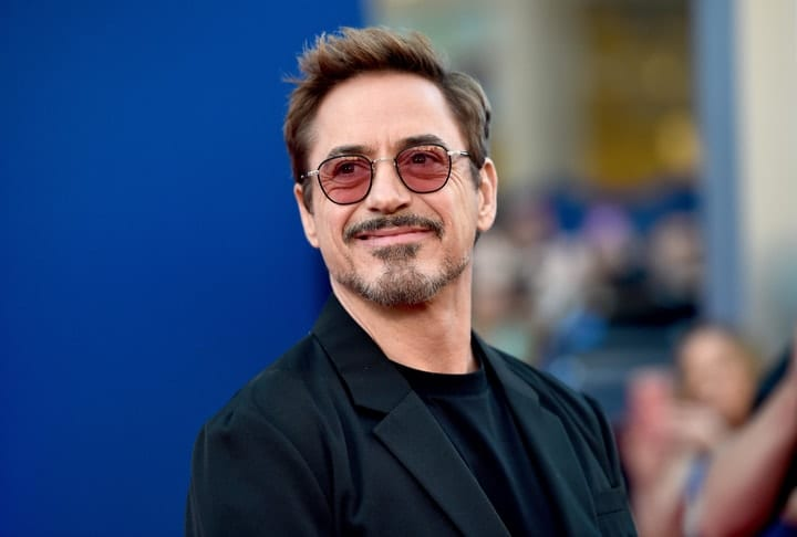 celebrity endorsements, Robert Downey Jr.