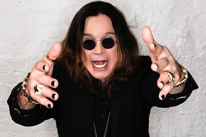 celebrity endorsements, Ozzy Osbourne