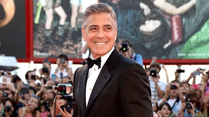 celebrity endorsements, George Clooney