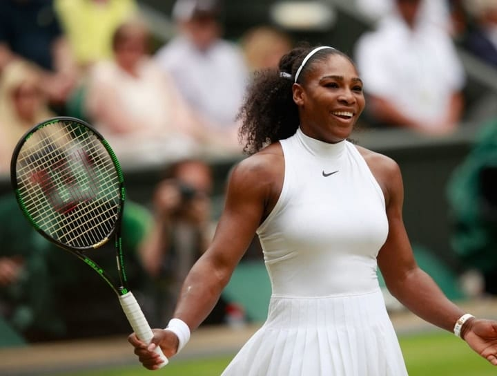 celebrity endorsements, Serena Williams