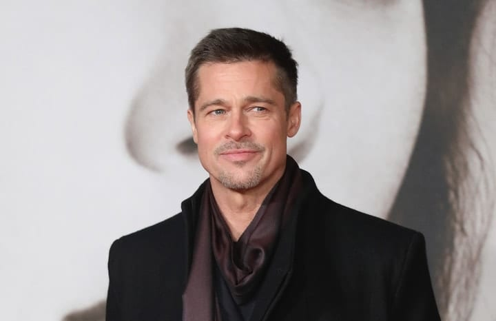 celebrity endorsements, Brad Pitt